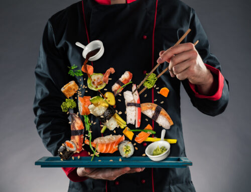 The Art of Success and Sushi
